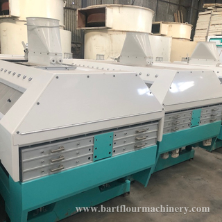 Used Flour Mill Machine Buhler MQRF Purifiers