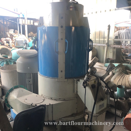 Used GBS Wheat Flour Milling Machine Huller